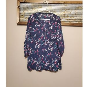 Maurices 3/4 Sleeve Blouse